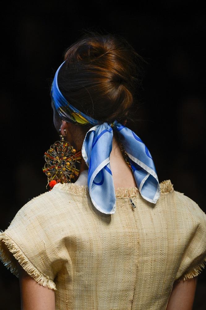 Неделя моды в Милане: показ Dolce&Gabbana - фото №10
