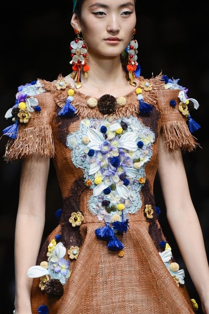Неделя моды в Милане: показ Dolce&Gabbana - фото №3