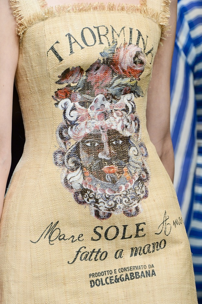 Неделя моды в Милане: показ Dolce&Gabbana - фото №7