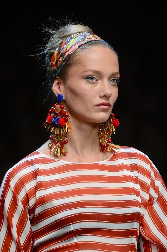 Неделя моды в Милане: показ Dolce&Gabbana - фото №12