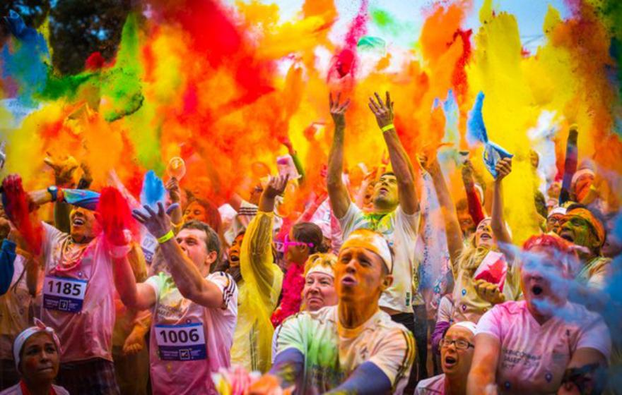 Выходные в столице: арт-пикник, Фестивали огня и уличной еды - фото №10