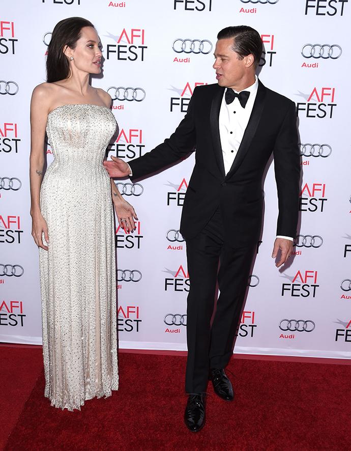 Лазурный берег: все выходы Анджелины Джоли