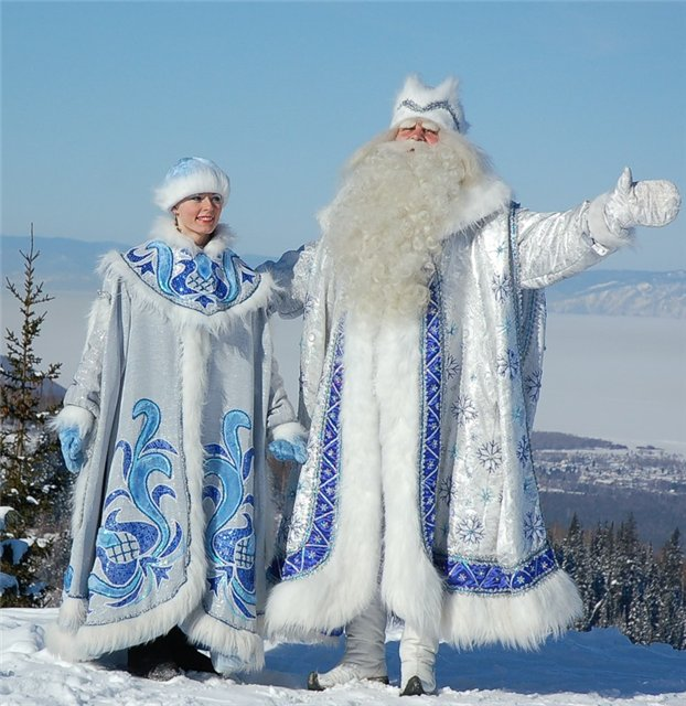 Откуда взялись Дед Мороз и Снегурочка - фото №3