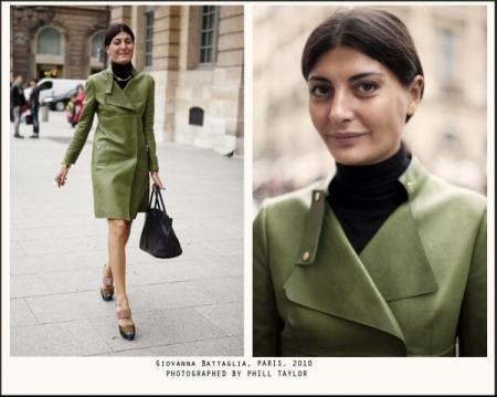 Кто такая Джованна Батталья и почему она королева уличной моды