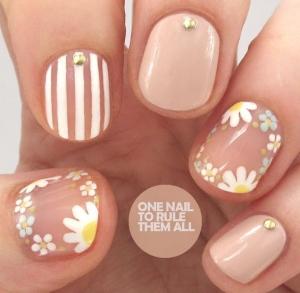 50 идей модного летнего маникюра и дизайна ногтей (фото) - фото №5