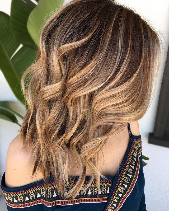 Бронзинг волос: сексуальное окрашивание или новый тренд в современной колористике (+ПРИМЕРЫ ЗВЕЗД) - фото №4