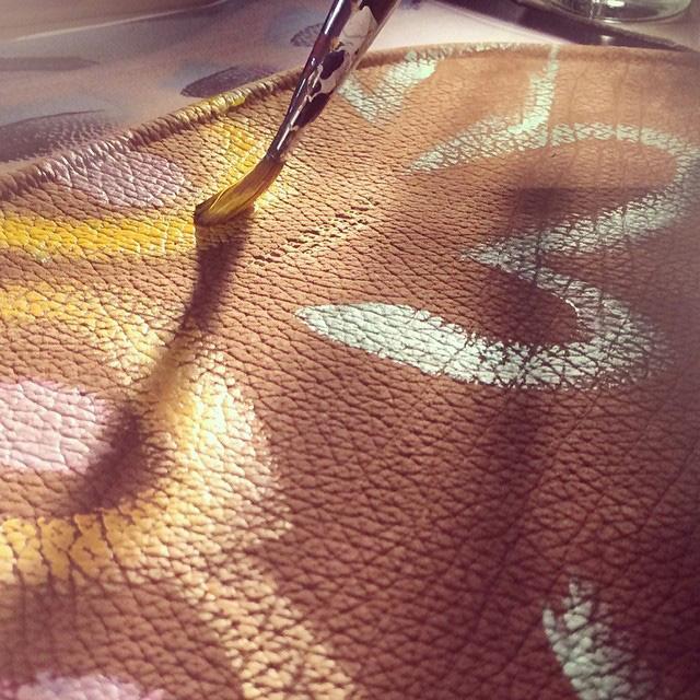 Неделя моды в Лондоне: Burberry Prorsum осень-зима 2014-2015 - фото №16