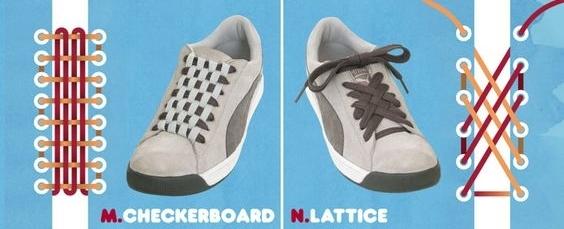 Как можно оригинально завязать шнурки на кроссовках: практические советы (фото и видео) - фото №7