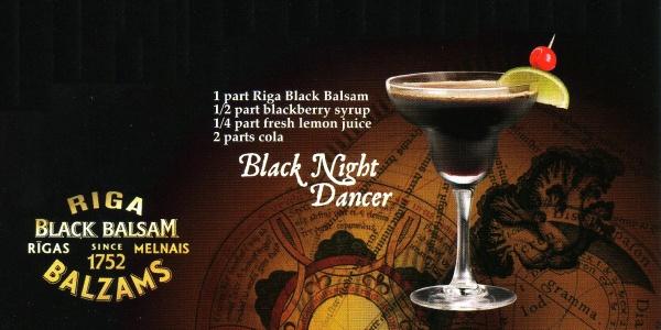 Топ 10 коктейлей с Riga Black Balsam - фото №7