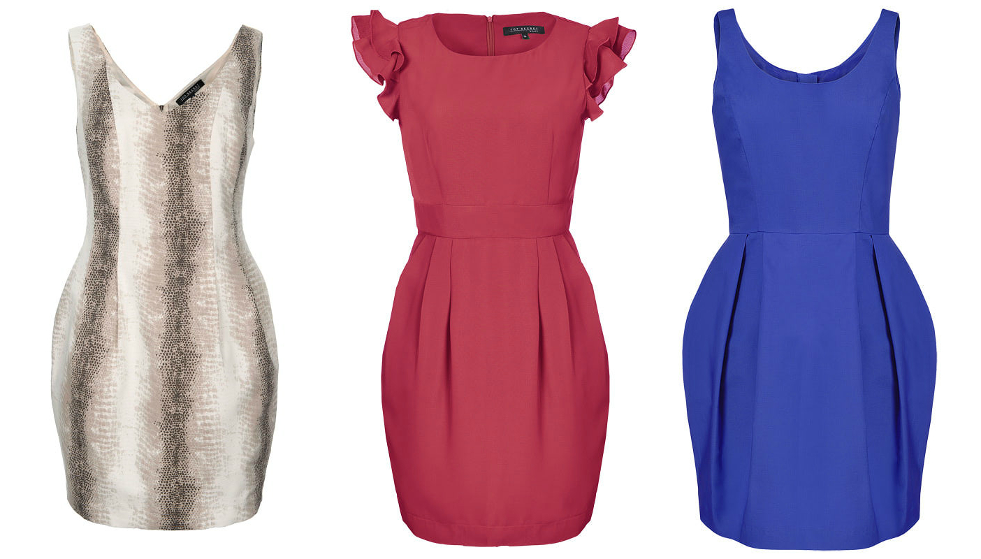 Модные платья на выпускной от TOP SECRET - фото №7