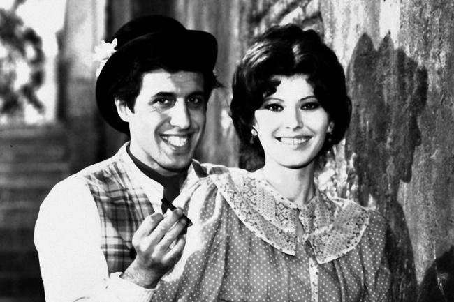 История любви длинной в полвека: Адриано Челентано и Клаудия Мори отмечают 51 год вместе - фото №2