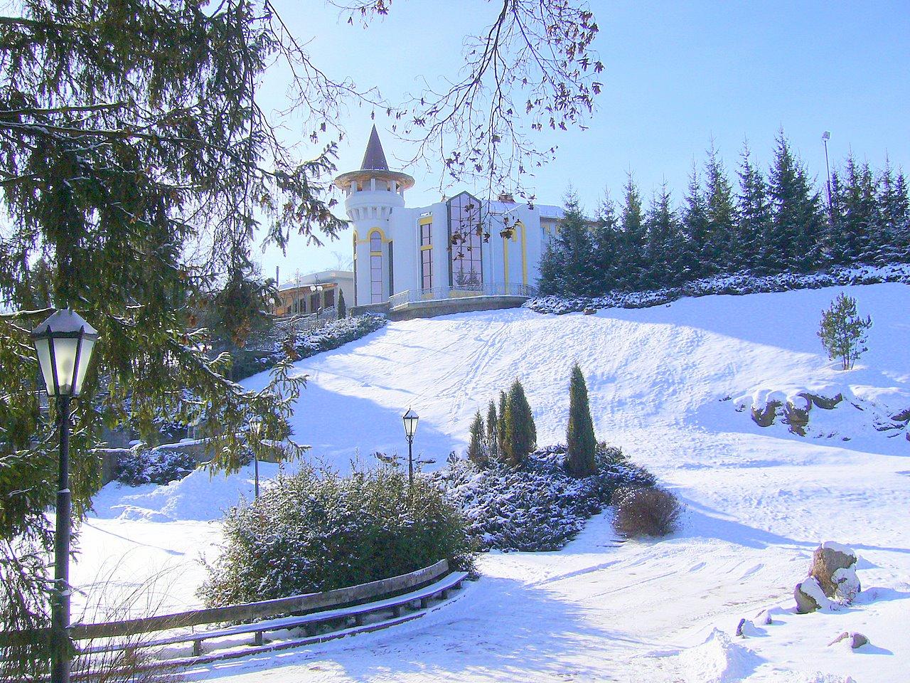 Где провести новогодние каникулы с детьми в Украине - фото №2