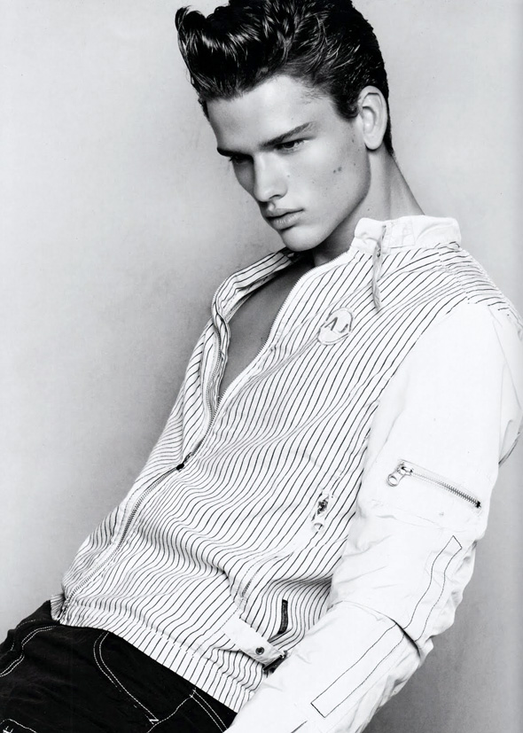 Самые знаменитые мужчины-модели - фото №6