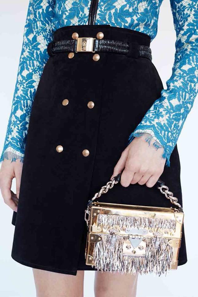 Круизная коллекция Louis Vuitton resort 2015 - фото №16