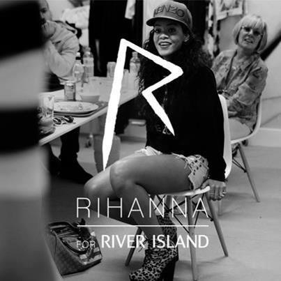 Неделя моды в Лондоне: Рианна представила коллекцию для River Island - фото №1