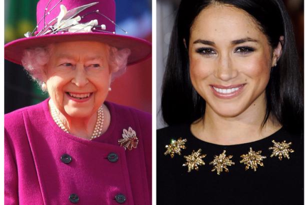 почему меган маркл не знакома с королевой