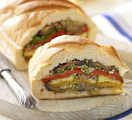Варианты бутербродов для пикника - фото №2