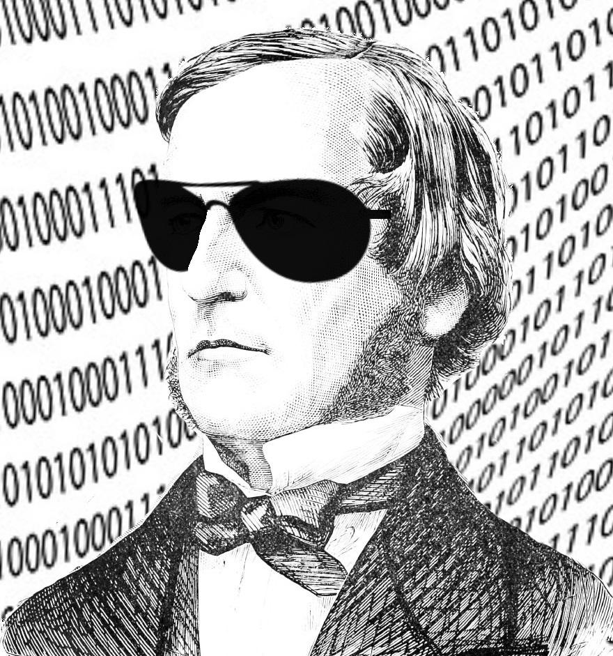 200 лет со дня рождения Джорджа Буля: Google выпустил дудл в честь отца логики - фото №2