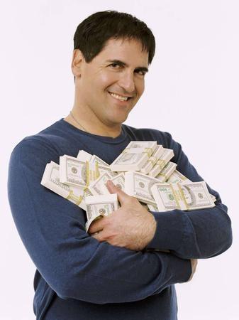 Как зарабатывать больше: волшебный пендель от миллиардера Марка Кубана - фото №6