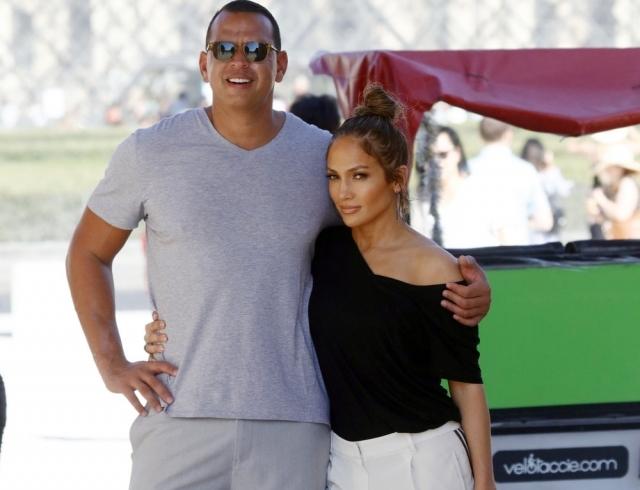Не просто пара: Алекс Родригес признался, что считает Дженнифер Лопес своим лучшим другом - фото №1