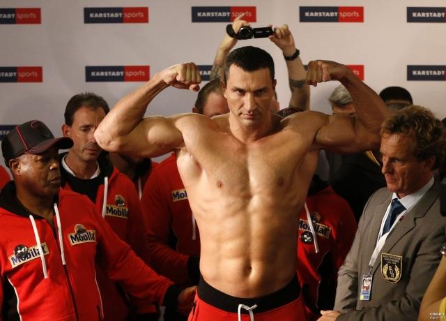Официально: боксер Владимир Кличко завершил спортивную карьеру (ВИДЕО) - фото №1