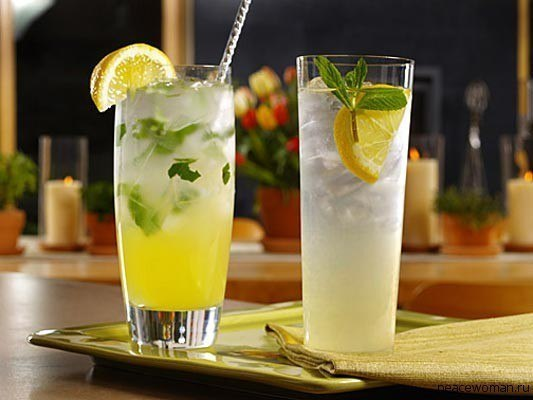 Домашний лимонад: топ 5 рецептов приготовления - фото №1