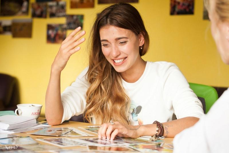 регина тодоренко интервью