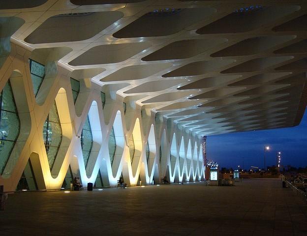 Топ 10 самых красивых аэропортов мира - фото №15