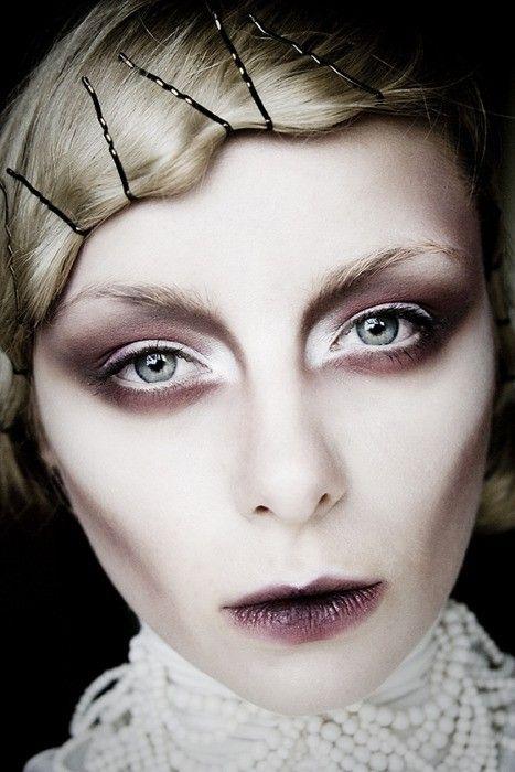 Варианты макияжа для праздника Хэллоуин 2013 - фото №1