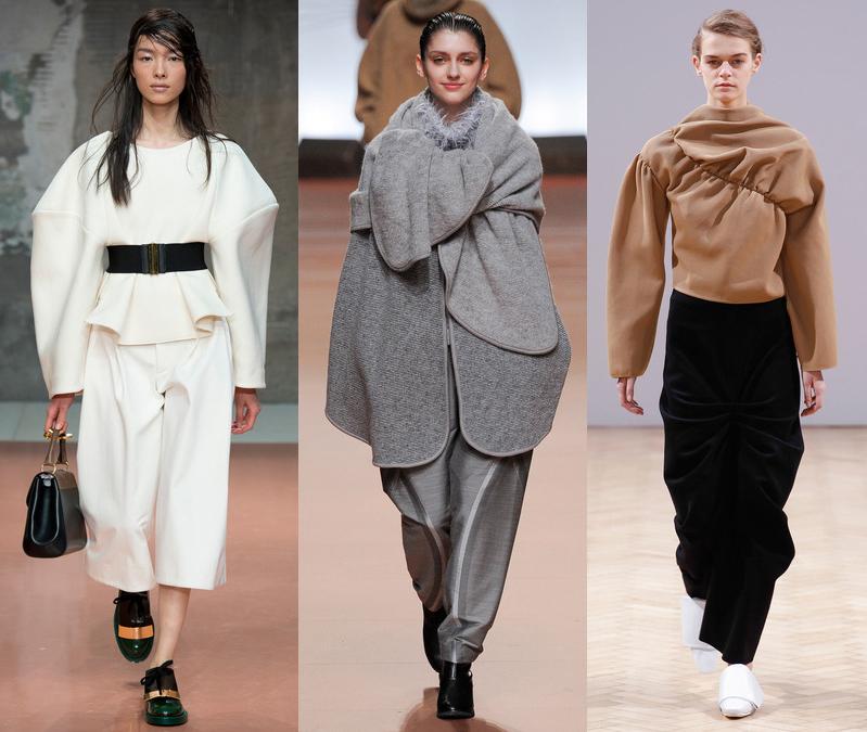 Oversize: как носить объемные вещи - фото №3
