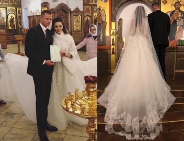 венчание тарасова и костенко фото