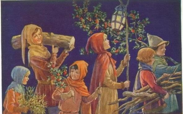 Сегодня День зимнего солнцестояния: тысячелетние традиции праздника - фото №1