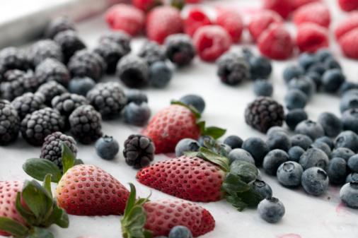 Заготовки на зиму: как правильно морозить овощи, фрукты и ягоды - фото №1