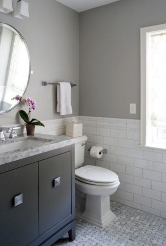 фото стильной ванной комнаты