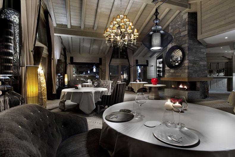 Лучшие отели мира: Hotel Le K2, Куршевель, Франция - фото №5
