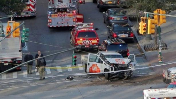 теракт в нью-йорке 31 октября