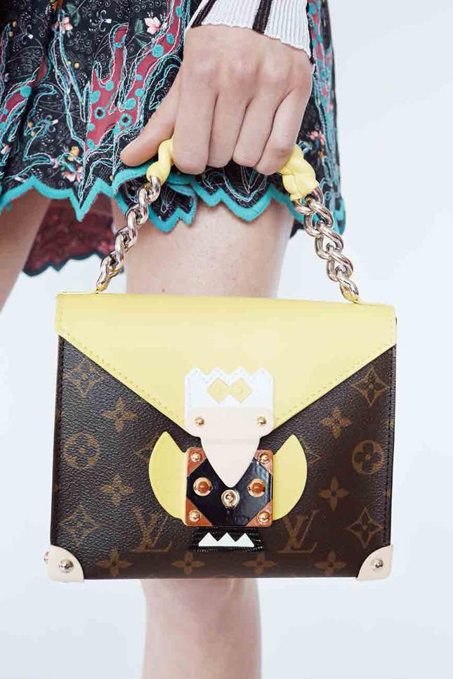 Круизная коллекция Louis Vuitton resort 2015 - фото №6