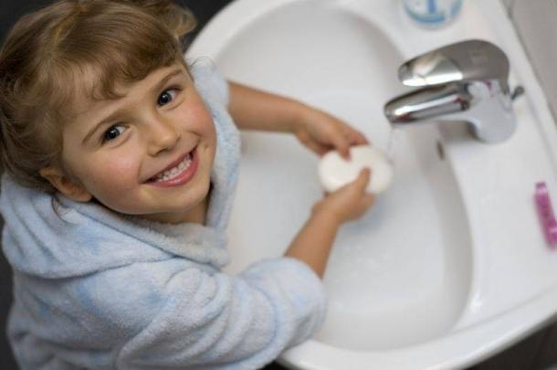 Как избежать заражения глистами в детском саду? - фото №1