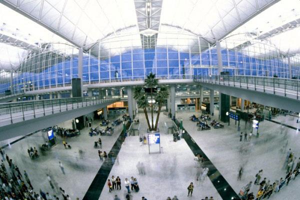 Топ 10 самых красивых аэропортов мира - фото №18
