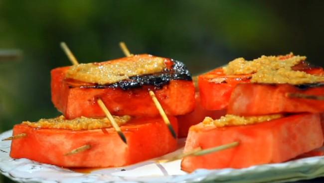 Топ 5 необычных блюд из арбуза - фото №3