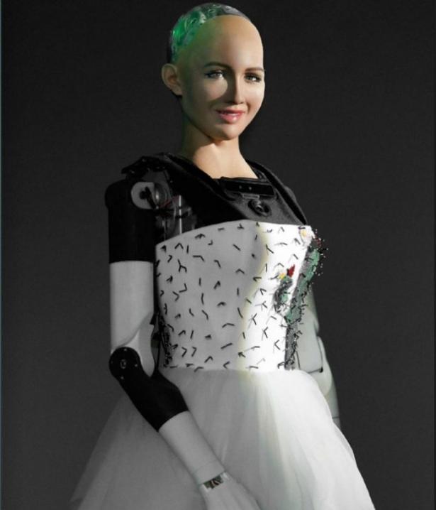 робот софия космополитен фото