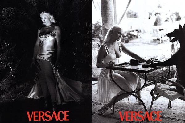 Почему 56-летняя Мадонна стала лицом Versace - фото №4