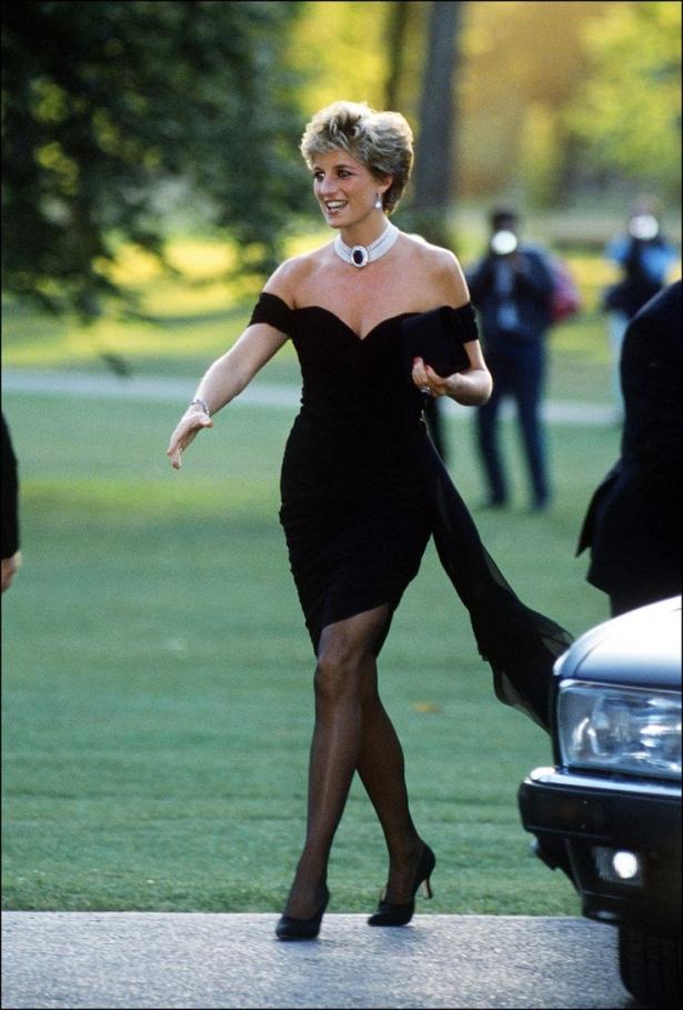 принцесса диана платье мести