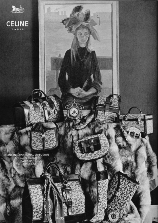 Céline: история бренда - фото №2