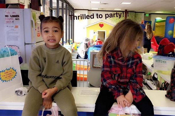 Ким Кардашьян растрогала фанов новыми фото и видео 3-летней дочери (ФОТО) - фото №1