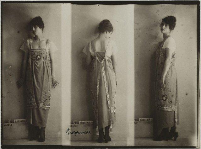 первые модели фото