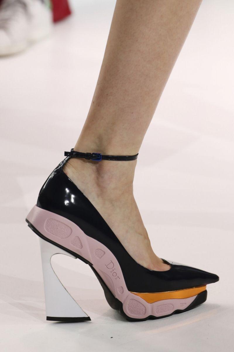 Спортивные туфли Christian Dior - фото №2