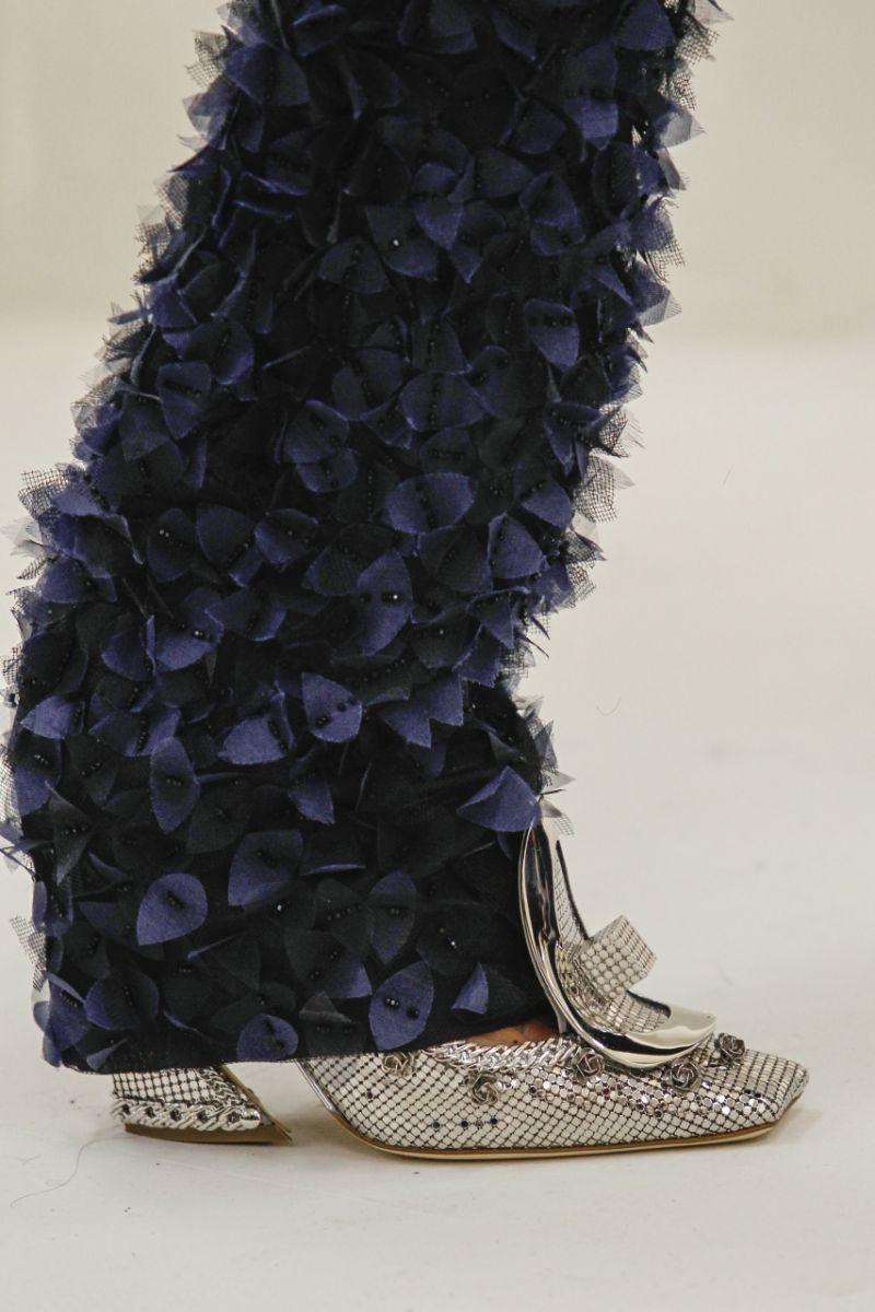 Неделя высокой моды в Париже: Christian Dior весна-лето 2014 - фото №8