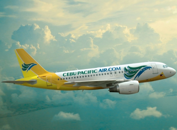 Cebu Pacific Air самолет