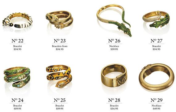 Коллекция аксессуаров Анны Делло Руссо для H&M - фото №3